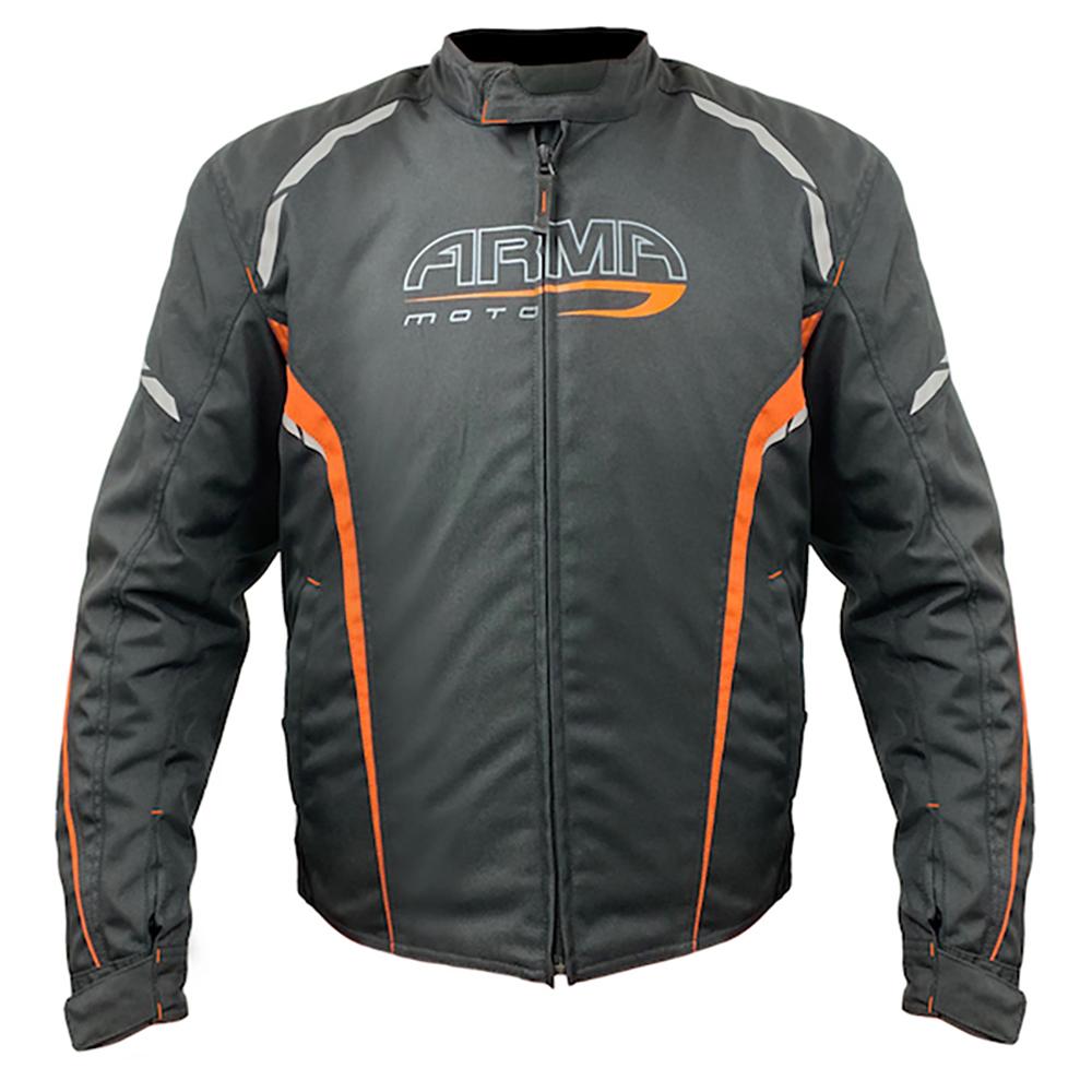 ARMR Eyoshi 2 Jacket - Black & Orange