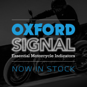 New from Oxford: Signal indicators now in stock!