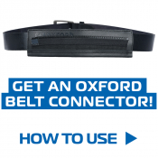 Belt Connector - In Stock Now!