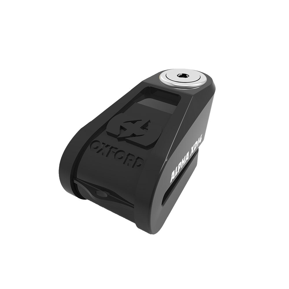 Oxford Alpha XD14 Disc Lock(14mm pin) Black