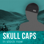 Oxford Skull Caps - In stock now!