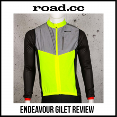 Endeavour Gilet Review - Road CC
