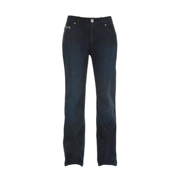 dcdf2fb4 Bull-it Women's Italian Boot Cut SR6 Blue Jeans Short