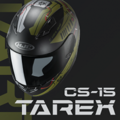 HJC CS-15 Tarex - in stock now!