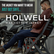 Holwell Jacket - CE APPROVED, new and in stock now!