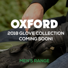 Oxford Men's 2018 Glove Collection Coming Soon!