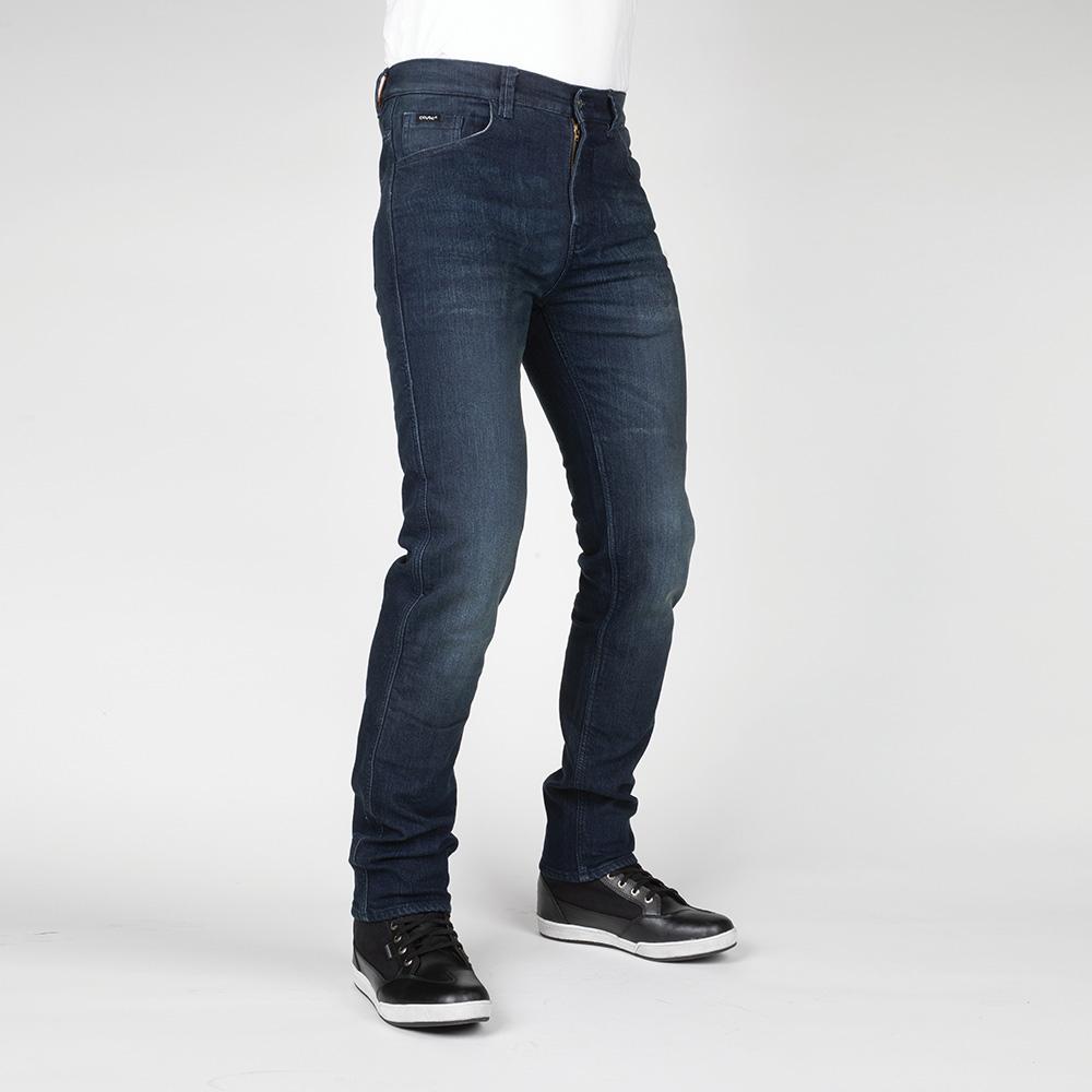 Regular Motorcycle Jeans Bull-It Blue Covert SP120 Slim