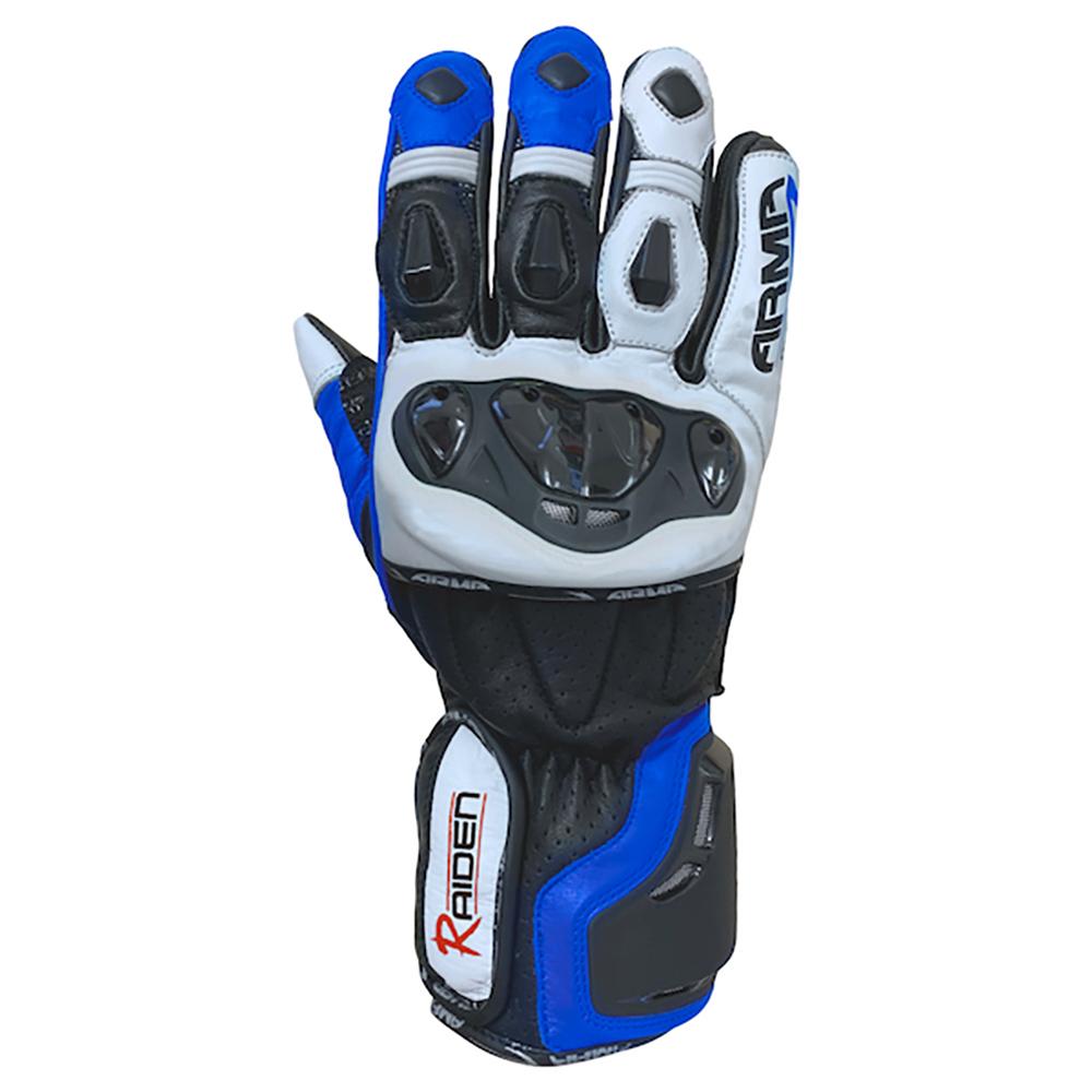 ARMR Raiden (S950) Gloves - Black & Blue