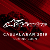 Alpinestars - 2019 Casualwear Coming Soon