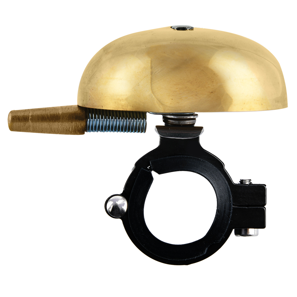 Oxford Classic Brass Ping Bell Gold