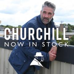 Churchill Jacket - In Stock Now