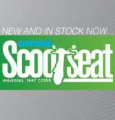 NEW Oxford Scootseat