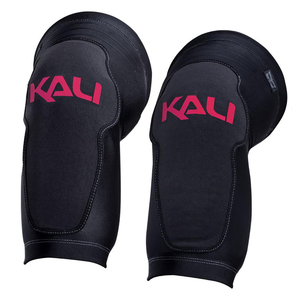 Kali Mission Knee Guard Black & Red