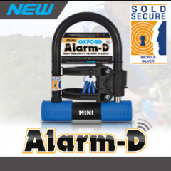 New from Oxford: time to be Alarm-D!