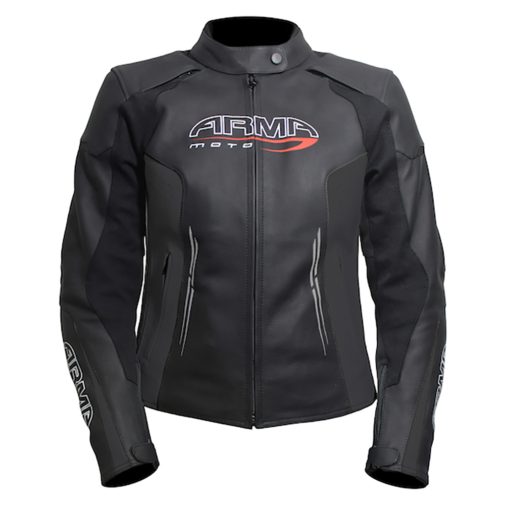 ARMR Kimi Ladies Leather Jacket