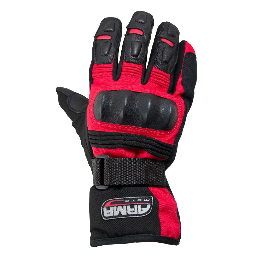 ARMR Kiso (WP525) Glove - Black & Red