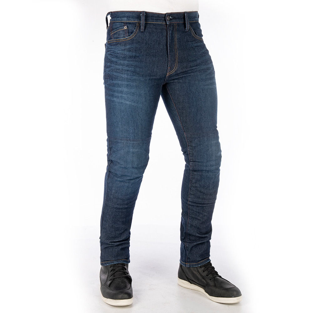 Oxford Original Approved AAA Jean Slim MS Dark Aged Short