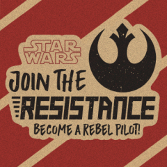 Join the Resistance with the new HJC FG-70s Poe Dameron Helmet!