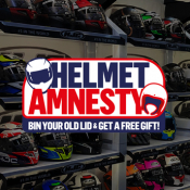 Helmet Amnesty