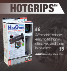 Essential Winter Kit: Oxford HotGrips