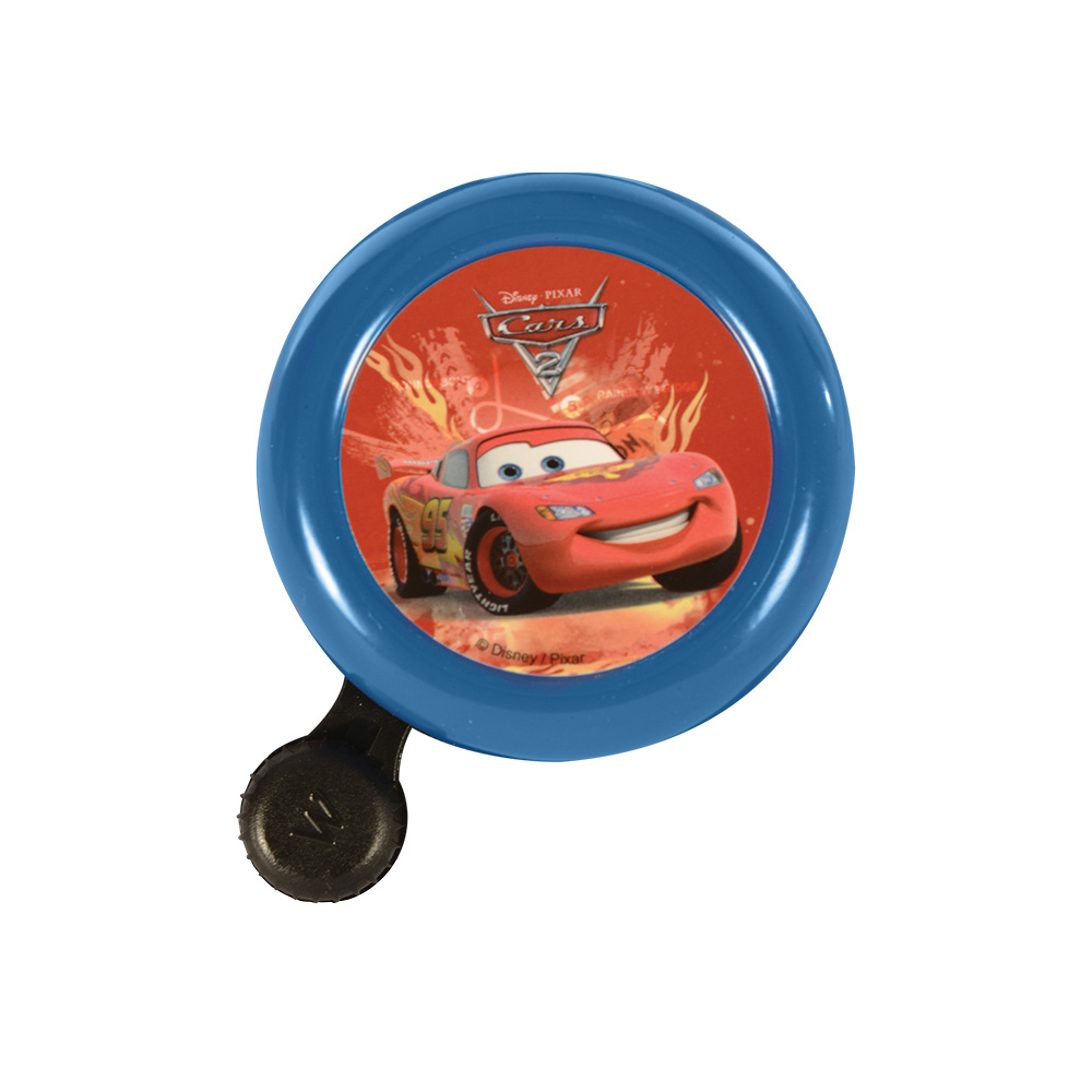 DILLGLOVE Disney Cars Bell Painted - Carded