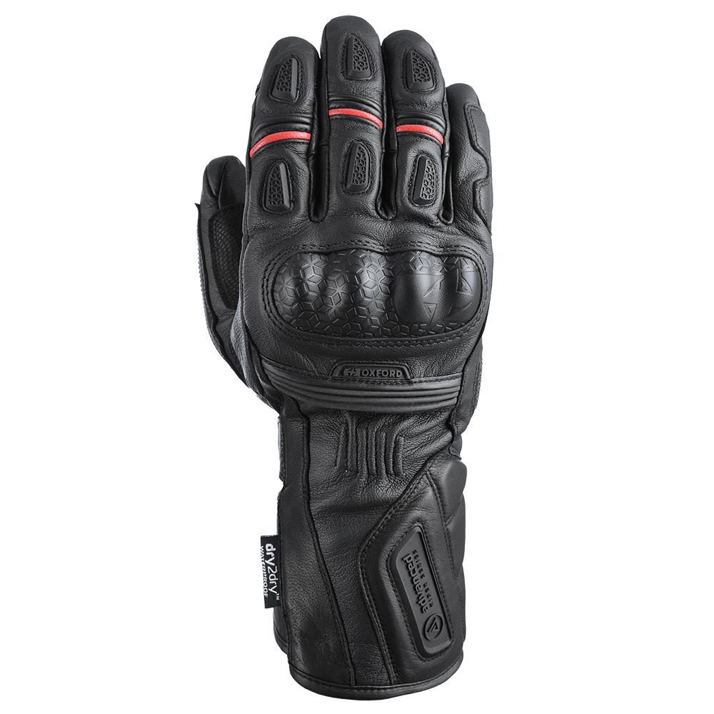 Mondial Lng MS Glove Tch Blk