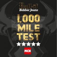 Bull-It Bobby - 1000 Mile Test