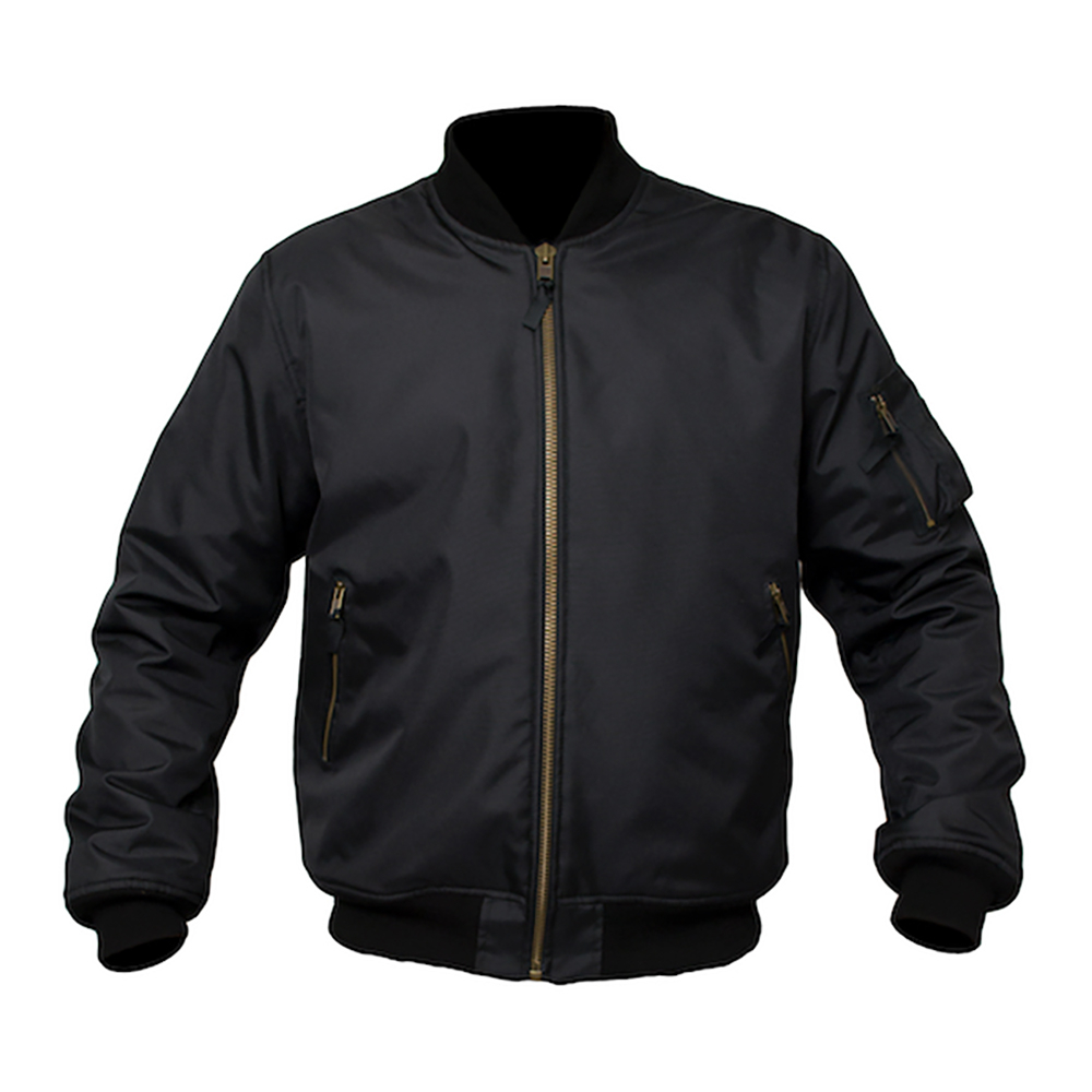ARMR Bomber Aramid Jacket - Black