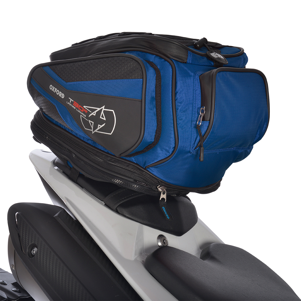Oxford T30R TAILPACK - BLUE