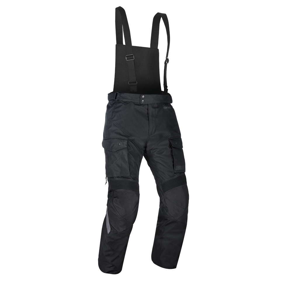 Oxford Continental Advanced Pants Short Leg Black