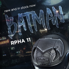 HJC RPHA 11 Batman