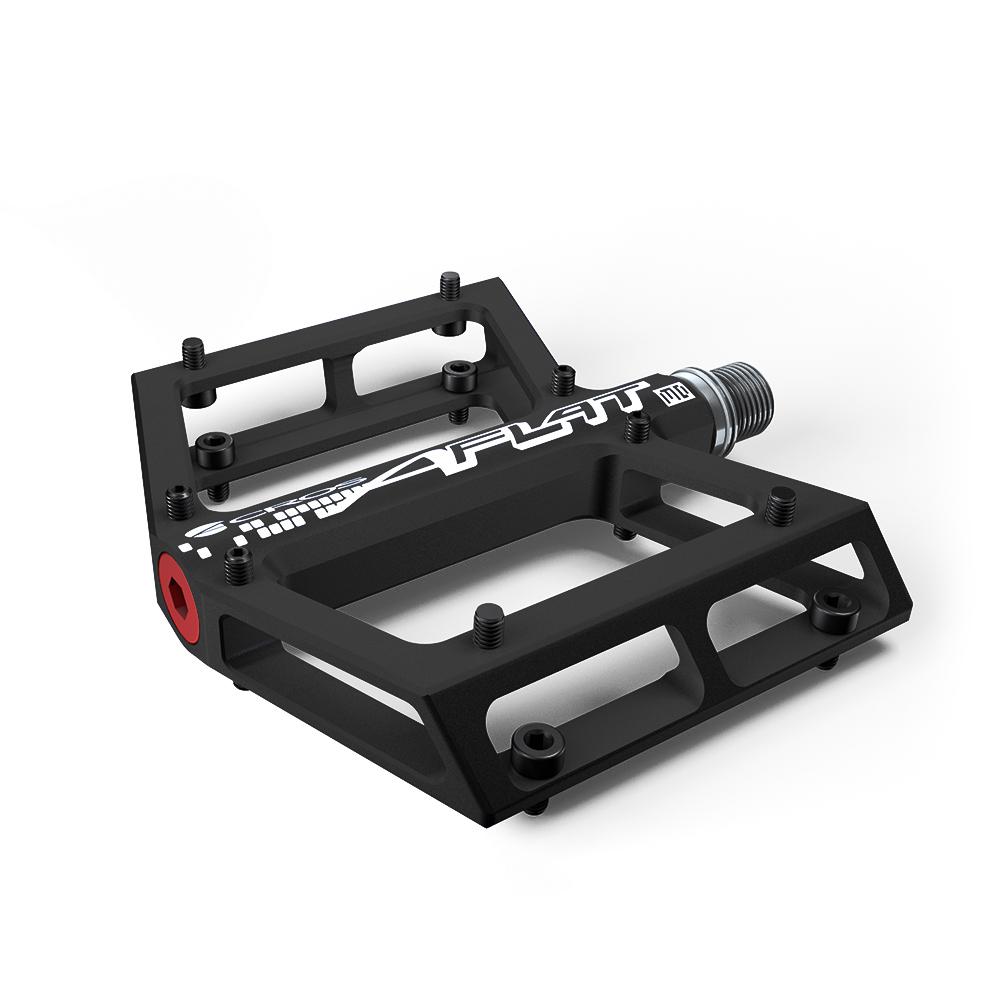 Acros A-Flat MD Pedals - Black