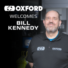Oxford Welcomes Bill Kennedy