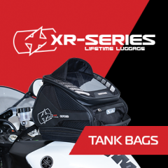 Meet the new XR-Series Tank Bag range...