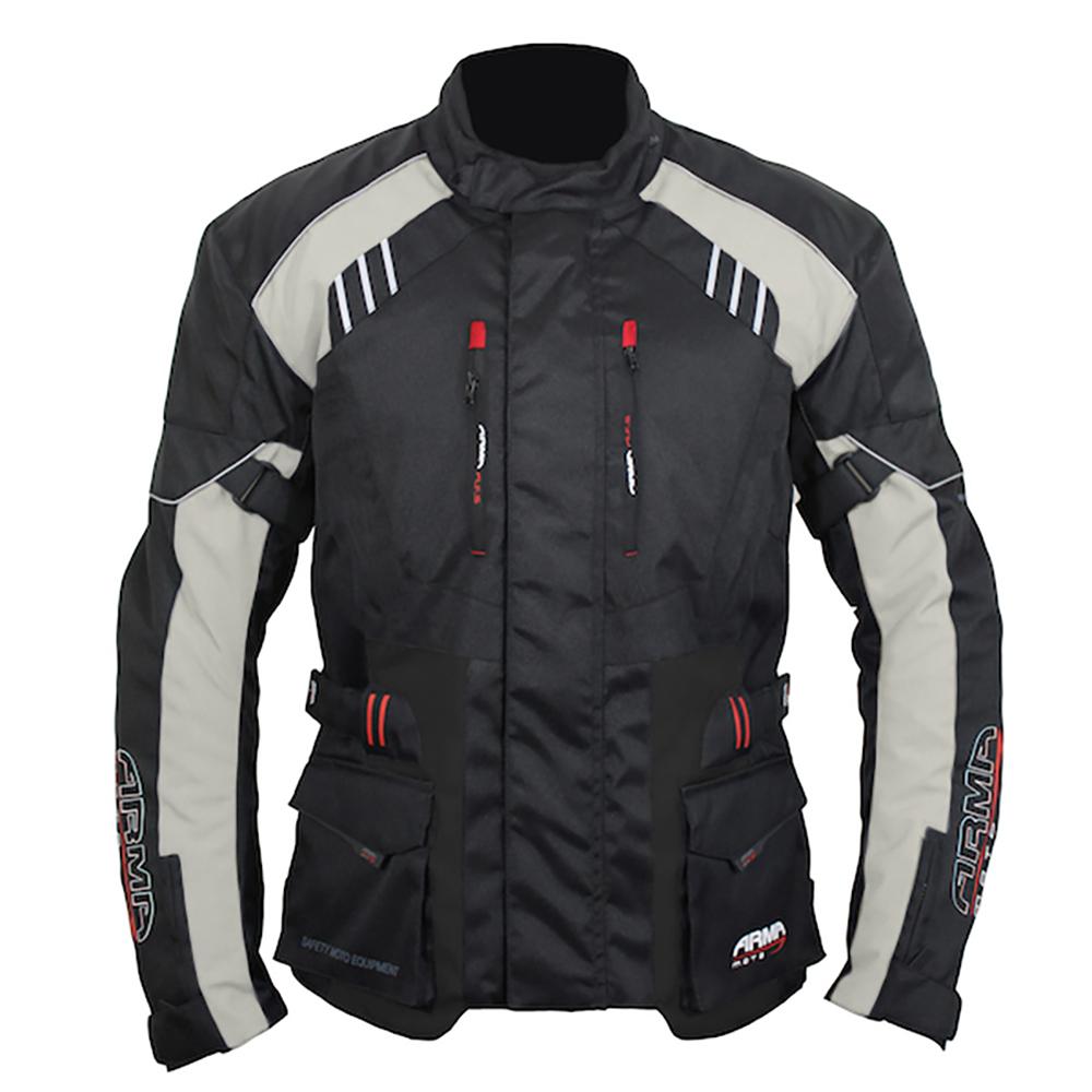 ARMR Kiso 3 Jacket - Black & Stone