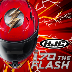 HJC i70 The Flash - In Stock Now