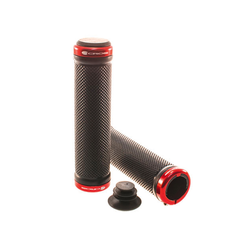 Acros A-Grip Diamond - Red/Black