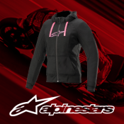 Alpinestars Stella Chrome Sports Hoodie - in stock now!