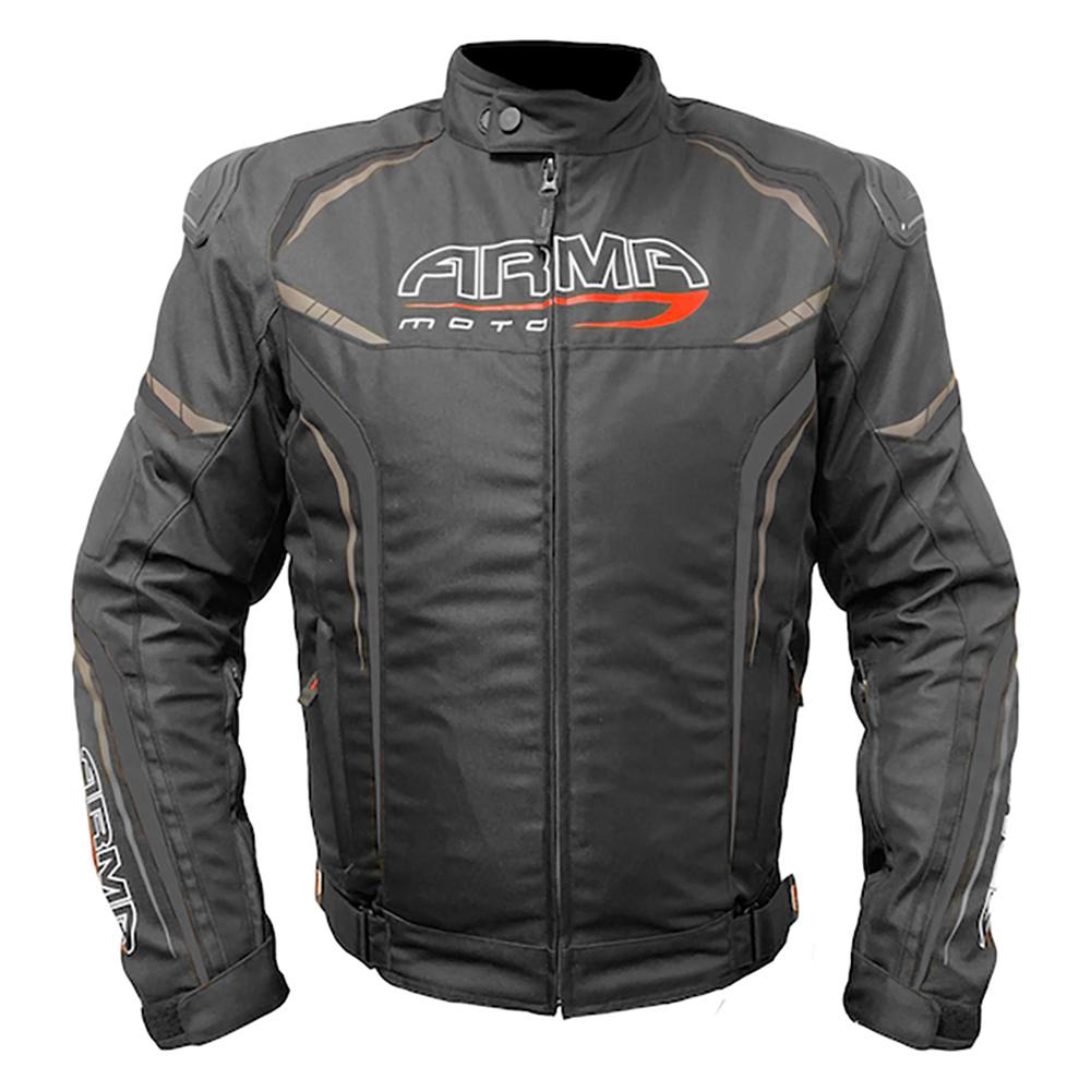ARMR Harada R Textile Jacket - Black