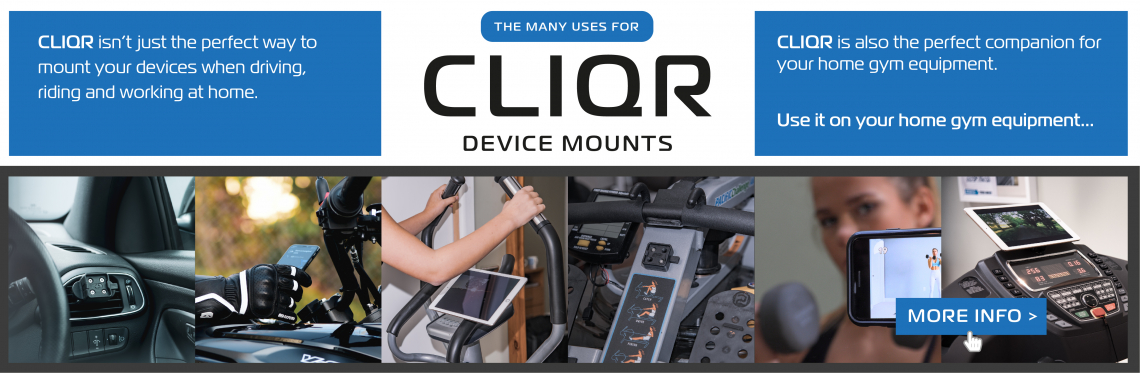 CLIQR Home Gym Leisure