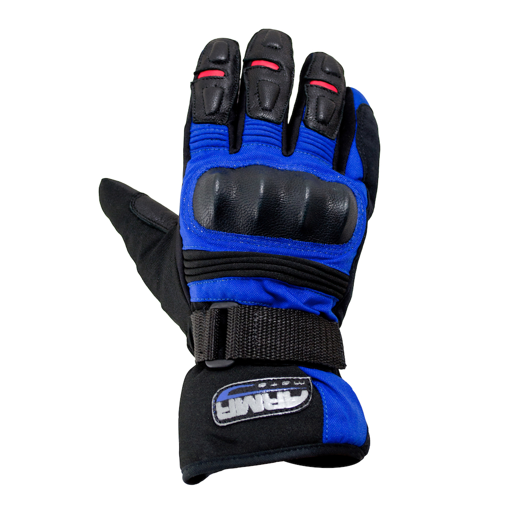 ARMR Kiso (WP525) Glove - Black & Blue
