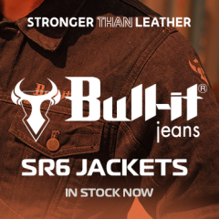 In Stock Now: Bull-it SR6 Jackets