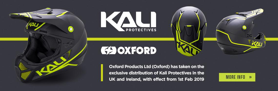 Kali & Oxford