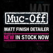 Now in Stock! Muc-Off Matt Detailer
