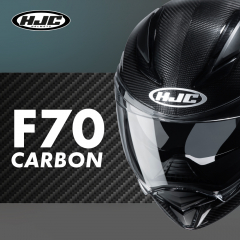 HJC F70 Carbon - Now In Stock!