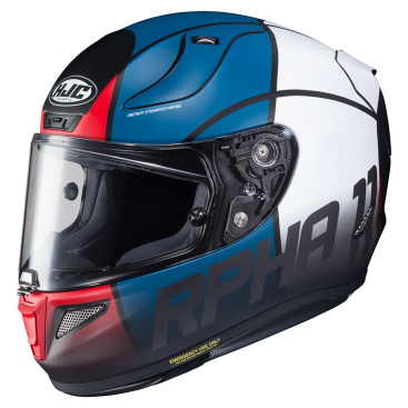 a99e05c5 HJC RPHA 11 Quintain Red White & Blue