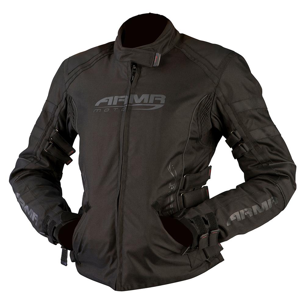 ARMR Kami Ladies Jacket - Black