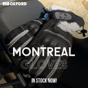 Oxford Montreal Glove - new colours in stock now!