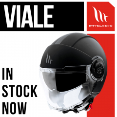 MT Helmets - Viale - In Stock Now