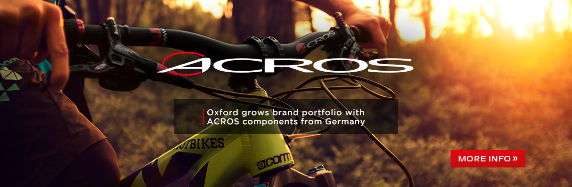 Acros - Oxford grows brand portfolio